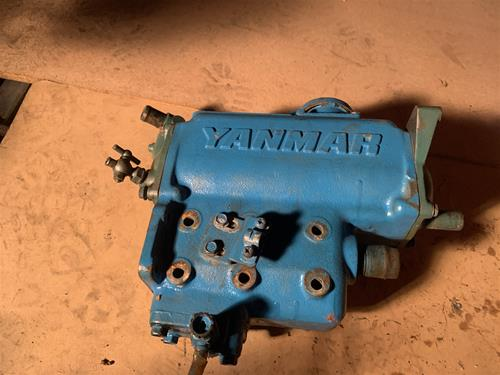 Yanmar 2GM20F Heat Exchanger                                  D45