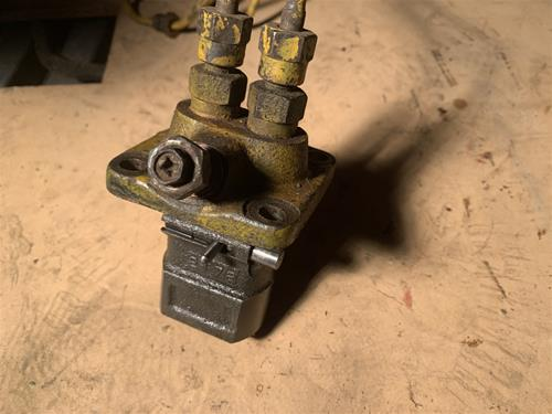 Yanmar 2GM20F Injector Pump                                                                 D53