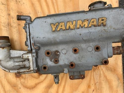 Yanmar 3GM30F Heat Exchanger/Exhaust                                      D9